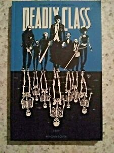 Deadly-Class-Volume-1-1987-Reagan-Youth-Image-Comics-TPB