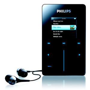 philips gogear jukebox black 30gb digital media player ebay rh ebay co uk Philips GoGear Vibe 8GB Philips GoGear Vibe 4GB Software