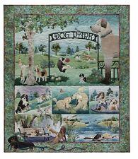 McKenna Ryan Quilt Pattern Dog Park Complete Set 7 Patterns Free US Shipping