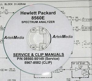 HP-8560E-Service-Manual-amp-CLIP-Schematics-2-Volumes
