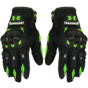 Motorcycle-Protective-Armour-Gloves-For-Kawasaki-Ninja-ZX6-ZX10-ZX12-Z1000-Z650