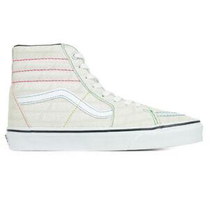 Sneakers Vans Damen Sk8-Hi weiß