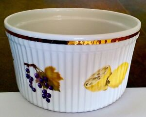 Image Is Loading Vintage Royal Worcester Evesham Porcelain Oven To Tableware