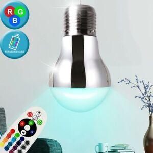 LED Tisch Steh Leuchten RGB Fernbedienung Flur Wand Decken Hänge Lampen dimmbar