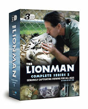 The Lionman - Complete Series 2 - (3 DVD BOXSET) - BRAND NEW SEALED