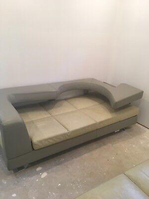 Formenti Wave Modern Contemporary Italian Leather Sectional Sofa   eBay
