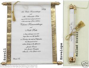 50pc bulk scroll wedding invitations birthday invitation scrolls