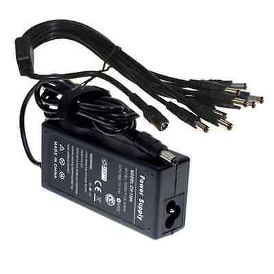 8CH 8 CH Ports AC ADAPTER POWER SUPPLY BOX for CCTV CAMERAS