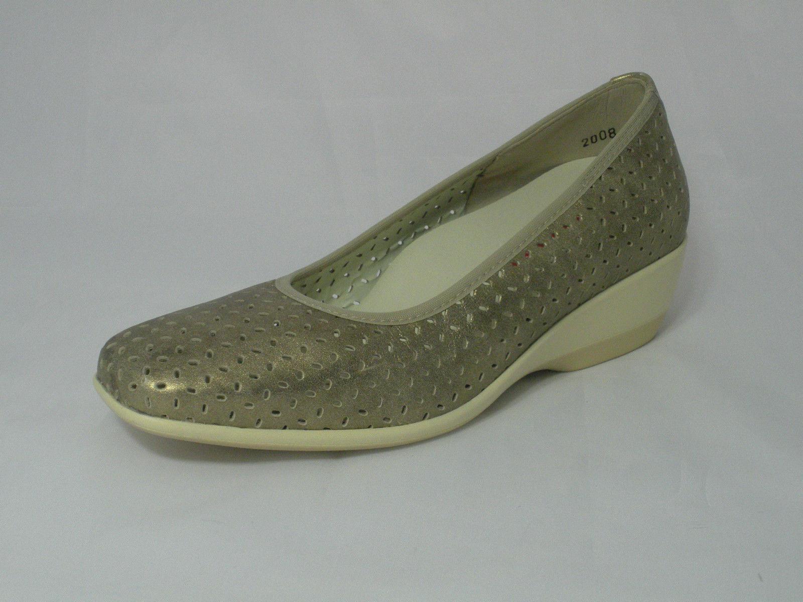 SCARPE MELLUSO DONNA Decoltè CON ZEPPA COMFORT R3390 ALBA MADE IN ITALY scarpe   Abbiamo ricevuto lodi dai nostri clienti.    Uomo/Donne Scarpa