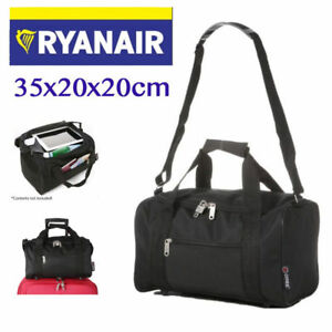 Small 35 X 20 X 20 Cm Ryanair Second Cabin Hand Luggage Holdall