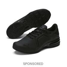 PUMA Men's Viz Runner Graphic Sneakers
