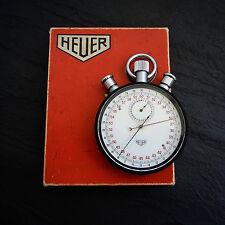 HEUER Rattrapante Split Seconds Stop Watch Sports Chronograph Timer Valjoux 57