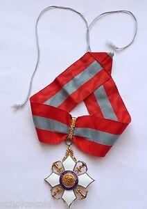 Brasilien --Marine-Verdienstorden-- Komturkreuz Ordem do Mérito Naval