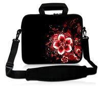 """Laptop Bag Notebook Tablet Carrying Shoulder Briefcase 17.3"""" 17"""" 16"""" 15.6"""" Inch"""