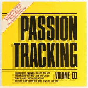 Details about Various / Jessica Williams / French Kiss, Passion Tracking  Volume III / Gambling