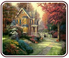 Everett/'s Cottage /_Thomas Kincaide/_ Mouse Pad