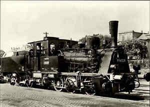 DDR-Sammelbild-Foto-AK-Dampflokomotive-Eisenbahn-Normalspur-Lok-der-Laenderbauart
