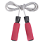 Quality-Weighted-Speed-Skipping-Gym-Boxing-Jump-Rope-Ball-Bearing-Adjustable-NEW thumbnail 5