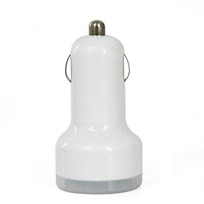 Car Charger Adaptor Mini Bullet Dual USB 2-Port For iPhone Samsung cell phone