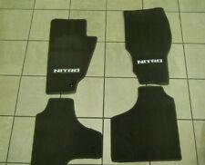 Dodge NITRO 2007-2010 Dark Khaki Premium Floor Mats OEM