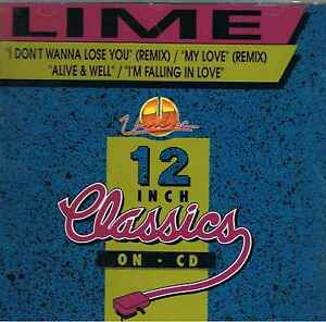 Lime-I-Don-039-t-je-veux-chevaucher-ta-lache-YOU-REMIX-MAXI-CD-neuf-I-039-m-falling-in-love