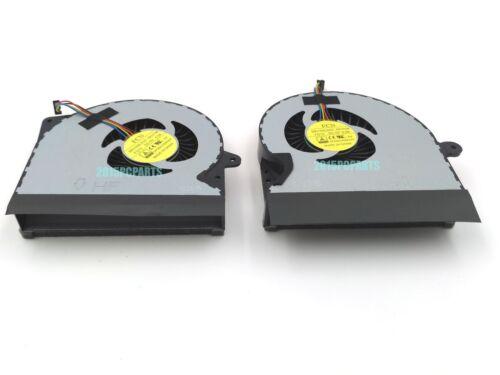 Right 5v Genuine CPU Cooling Fan For ASUS G751J G751JM G751JT G751JL Left