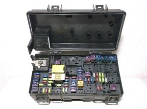 2012 12 jeep liberty fuse relay box tipm power. Black Bedroom Furniture Sets. Home Design Ideas