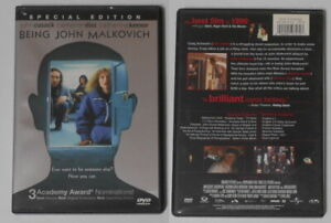 'Being John Malkovich' Was a Head Trip—and the Best Film ...