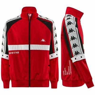 felpa kappa rossa in vendita Abbigliamento e accessori | eBay