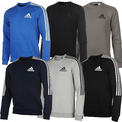 adidas Pullover Sweatshirt Pulli Sweater Jumper Herren Sport 007 | eBay