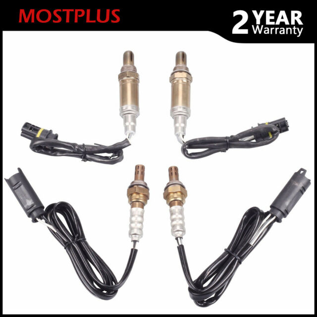 2x O2 Oxygen Sensor for BMW X3 X5 Z4 128I 325i 328i 330i 335i 528i 3.0L Cyl 1-6