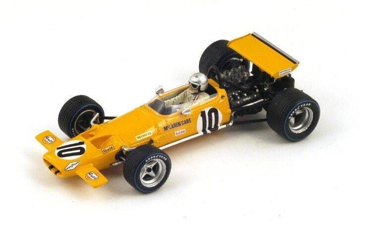McLaren M7C  10 B.McLaren  3rd GP Germany  1969 (Spark 1 43   S3133)