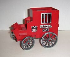 Playmobil Western, Armored National Bank Gold Wagon 1999