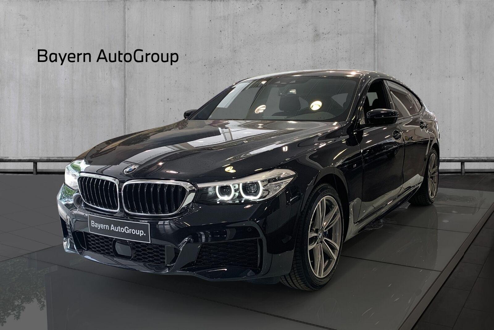 BMW 630i 2,0 Gran Turismo aut. 5d