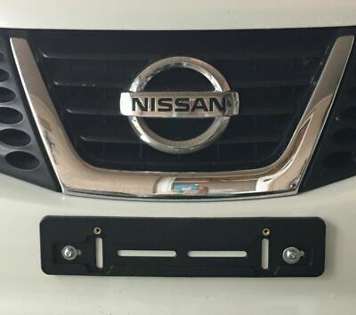 NEW 2013 2014 2015 Nissan Altima Sedan Front License Plate Bracket Mount Genuine