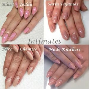 Image Is Loading BLUESKY UV GEL POLISH INTIMATES COLLECTION NUDE FRENCH