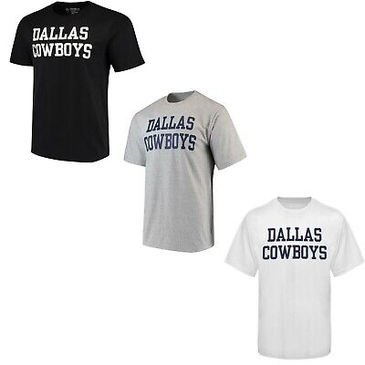 Dallas Cowboys NFL Mens Coaches Short Sleeve T-Shirt