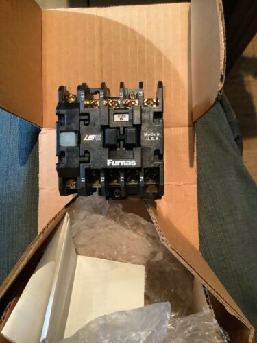 Furnas US-15 Magnetic Contactor 21BF32AX9