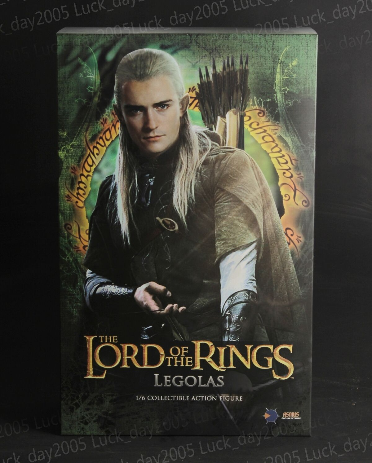Asmus Toys The Lord of the Rings Series   Sindar Elf Legolas 1 6 Figure