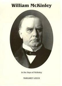 In-the-Days-of-McKinley-William-McKinley-Hardcover-Margaret-Leech