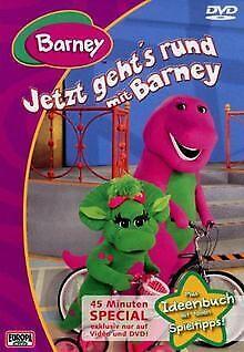 Barney 2 - Jetzt geht's rund mit Barney | DVD | Zustand gut