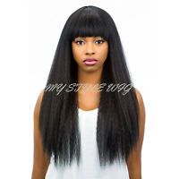 Bohemian Wig Pure Natural Synthetic Wig - Egyptian 30 By Diana