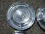 thumbnail 12 - Genuine 1957 1958 Oldsmobile 14 inch hubcaps wheel covers set