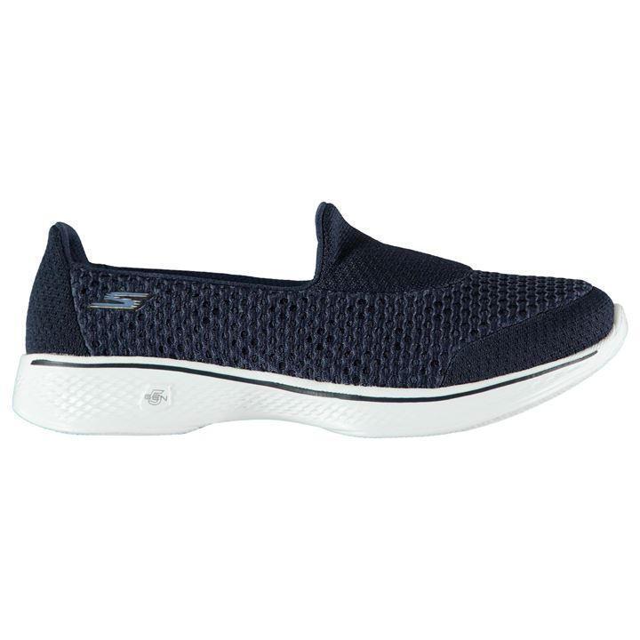 Skechers Gehen Sie Sie Sie zu fuß 4 Damen Sneaker UK 7 4 Us 7 UK Eur 37 cm 33b25a