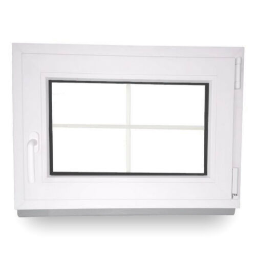 Fenêtre Plastique Fenêtre garages Fenêtre Cave fenêtre barreaux fenêtre 2 fois