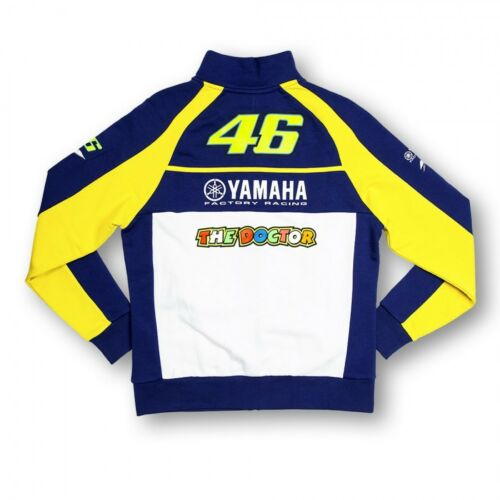 Yamaha Rossi 165909 Valentino Official Ydwfl Dual Vr46 Fleece Woman's wI5wpx