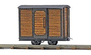 Busch 12230 H0f Fermée Chariot De Transport #neu En Ovp #-afficher Le Titre D'origine Longue DuréE De Vie