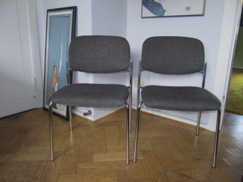 60s Stuhl Besucherstuhl Konferenzstuhl Schreibtischstuhl Conference Chair 1 v. 2