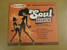 CD BLACK IS BEAUTIFUL / SOUL CLASSICS