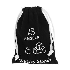 9PCS-Whisky-Steine-aus-Speckstein-Ice-Steine-Granit-Eiswuerfel-Kuehlsteine-G4J2